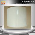 filme de poliéster branco leite 125 micron