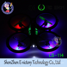 Trade Assurance RC Helicopter RC helicopter Easy Control 6 Axis Gyroscope Middle Drone With HD Camera