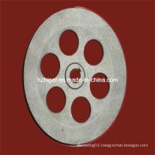 Round Aluminum Auto Parts