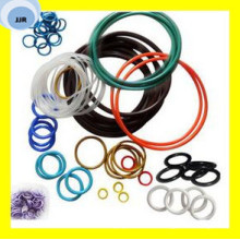 Many Sizes of Rubber Sealing O Rings in Materials of NBR or Silicon