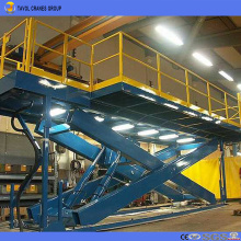 5 m Hydraulic Scissor Table of Car Lift