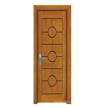 Heiße Verkaufs-Qualitäts-hölzerne Tür mit Art- und Weiseentwurf (SW-803)