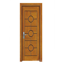 Hot Sale Porta de madeira de alta qualidade com design de moda (SW-803)