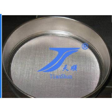 Pantalla de filtro inoxidable de gran venta de alta calidad de venta caliente