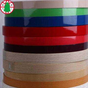 PVC edge banding tapes for funiture sealing