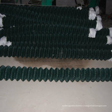 Горячие продажи цепи Покрынная PVC Загородка звена