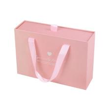 Картонная подарочная бумажная коробка для выдвижных ящиков