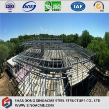 Steel Frame Commercial Building with Multi Floor