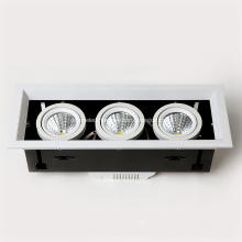 65W LED Bean container light 3 heads 3800-4200lm 3000-6000K hole 465x165mm container lamp