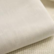 Articulaciones de bambú Tejido de algodón para prendas de vestir Lino común de bambú