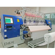 Best Sell 1000rpm Multi Needle Quilting Machine Price for Jacket Garments Bedding Products