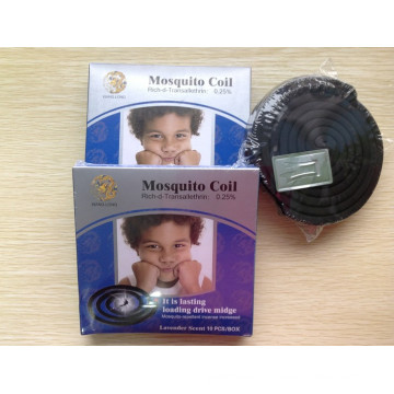 New Design 10 Hours Burning Time Mosquito Coils Chemical Smokeless Black Mosquito Coil