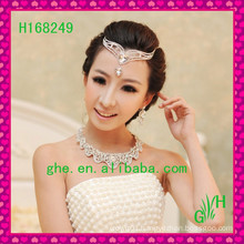 New's Hot Selling bridal Tiara Rhinestone Jewelry Crown jewelry crystal