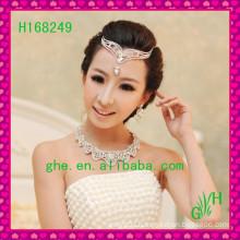 New's Hot Selling bridal Tiara Rhinestone Jewelry Crown jewelry crystal