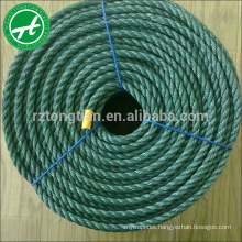Recycled polypropylene pp polyethylene pe line rope for package