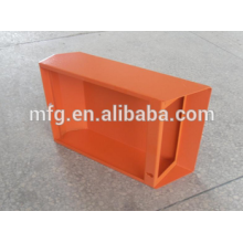 Outdoor sheet metal part, stamping part