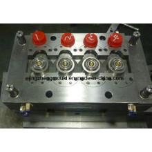 Molde de injeção plástica para tubulação encaixes (JZ-P-D-01-024_C)