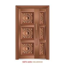 Door /Stainless Steel Door /Entrance Door/ Son and Mother (6606)