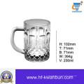 Copa de vidrio de alta calidad Copa de cerveza Copa de cerveza Kb-Hn03590