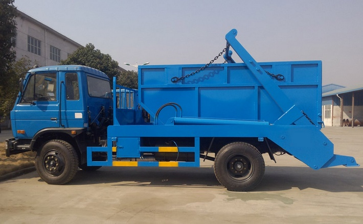Swing Arm Lift For Pickup : China ton swing arm garbage vehicle on sale manufacturers