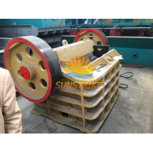 China Stone Crushing Machine Jaw Crusher