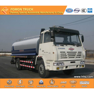 SHACMAN 4x2 10000L Fecal tank suction truck
