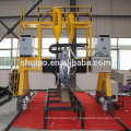 2015 High quality firm gantry h beam automatic assembling welding machine