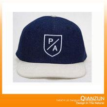 Chapéus do Snapback do bordado da forma 3D com seu logotipo