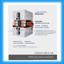 Máquina de lijado de 4 pies / máquina de lijar resistente de 1300mm MDF y tablero de partículas