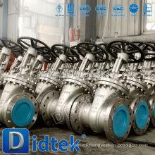 Válvula de compuerta de latón Didtek Trade Assurance
