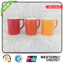 Household Silk-Screen Mug of Different Colors