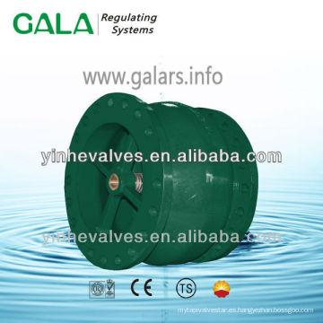 Tipo Globle Válvula de retención silenciosa en china