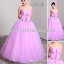 Роскошь модное фактическое вечерние производства платья ED2052