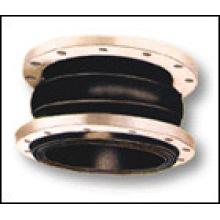 Joints d'expansion en caoutchouc EPDM / NBR / Viton Single Sphere ANSI150