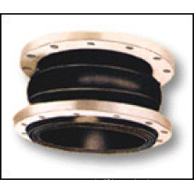 EPDM/NBR/Viton Single Sphere Rubber Expansion Joints ANSI150
