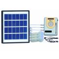 Kits de sistema de iluminación LED de energía solar por radio