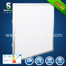 led panel light 600x600 40w, ul dlc tuv listed, 5years warranty