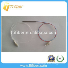High quality 1x2 FBT single window MM optical fiber splitter