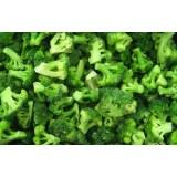 IQF Frozen Broccoli 2-4cm, 3-5cm, 4-6cm