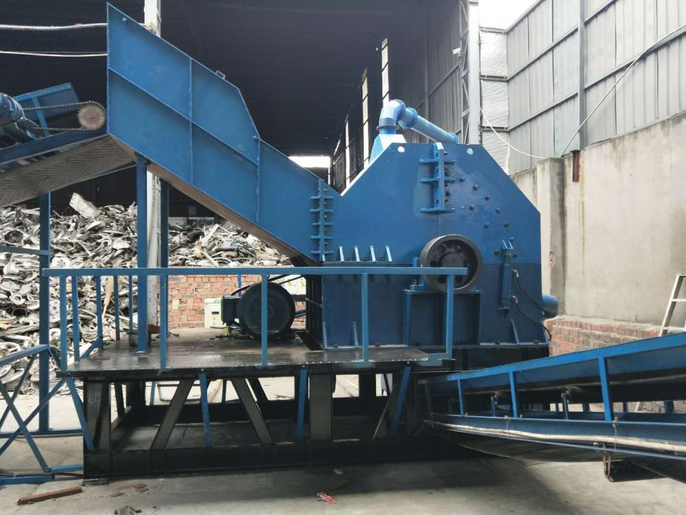 Aluminum Bottle Crusher