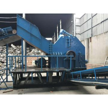 Mesin Freight Wood Shredder Harbour Dijual