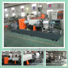 Good quality two stage extruder/machine for PVC XLPE cable material