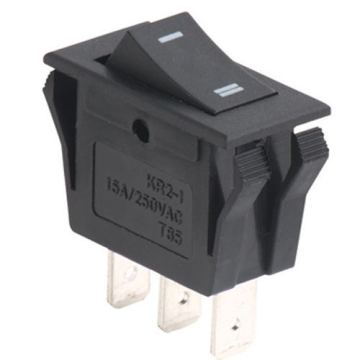 di Rocker Switch Tiga Terminal