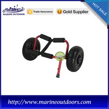 Aluminium boat trailer,beach transportation Folding Kayak Cart