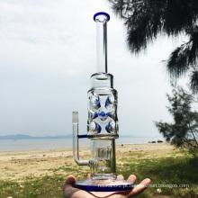 Pipes de água de fumo de vidro Creative chegada surpreendente novo (ES-GB-280)