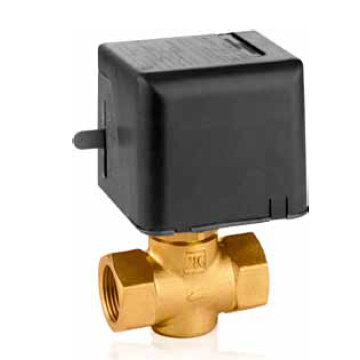 Motorized valve - electric control - c3771