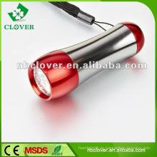Promotion 12000-15000MCD Tasche Aluminium LED Taschenlampe Fackel