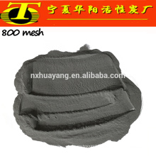 Abrasive blasting sand black corundum for grinding and polishing