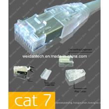 Telecom Grade Professional 600MHz Cat7 Network Cable