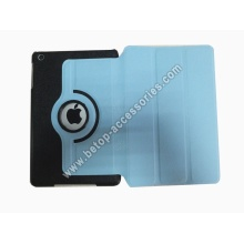 iPad mini 360 rotación magnética estuche de cuero